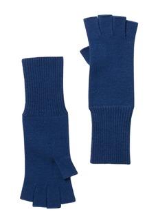 "Portolano 12"" Cashmere Fingerless Gloves"