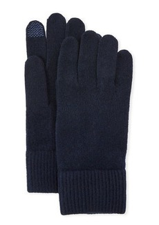 Portolano Cashmere Tech Gloves
