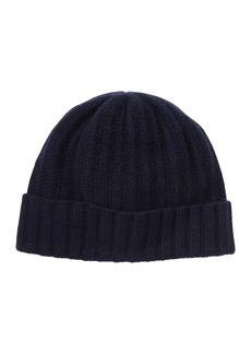 Portolano Fancy Stitch Cashmere Hat