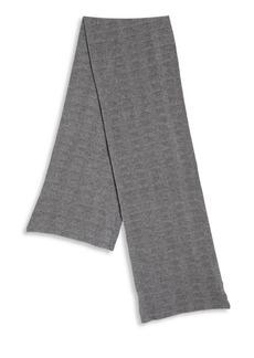 Portolano Knit Wool-Blend Scarf