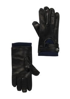 Portolano Nappa Leather Half Moon Gloves