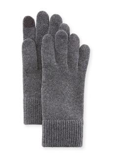 Portolano Cashmere Touchscreen Gloves