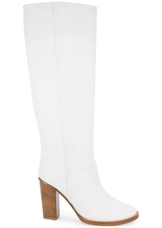 Ports 1961 block heel knee high boots