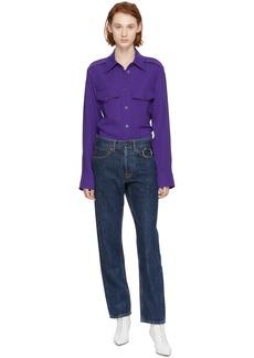 Ports 1961 Blue Ring Pocket Jeans