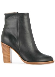 Ports 1961 calf leather ankle boots