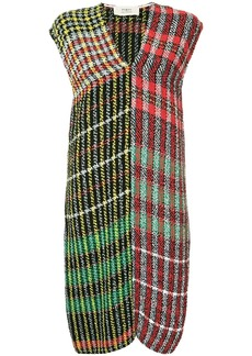 Ports 1961 checked tweed dress