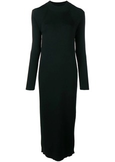 Ports 1961 cold shoulder knit dress