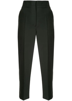 Ports 1961 creased cropped trousers
