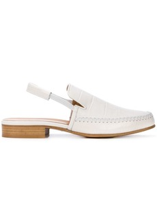 Ports 1961 crocodile effect loafers
