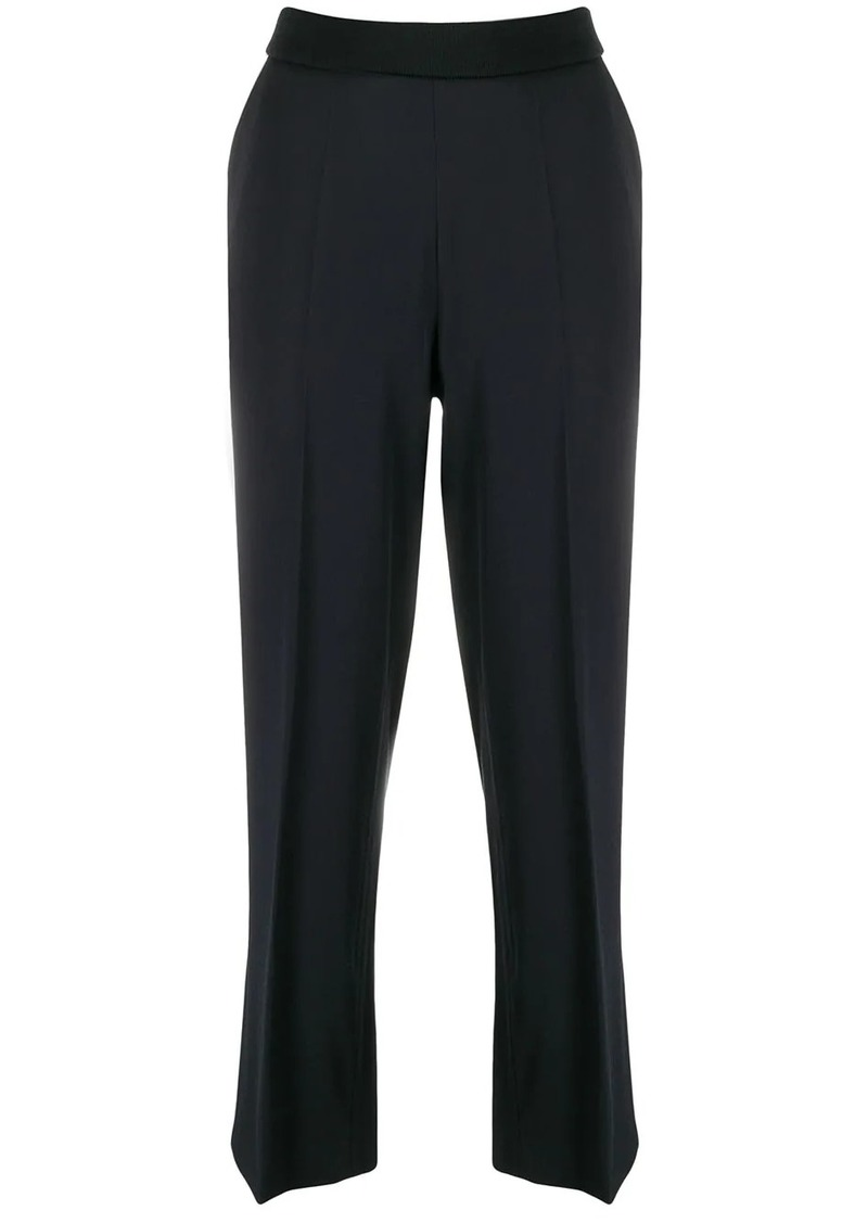 Ports 1961 cropped loose-fit trousers
