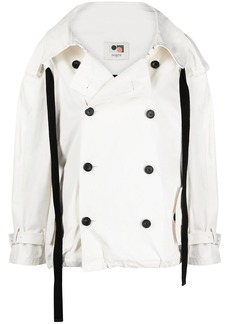 Ports 1961 double-breasted parka