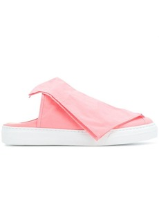 Ports 1961 foldover front slip-on sneakers
