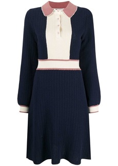 Ports 1961 Fully Fashioned knitted dress