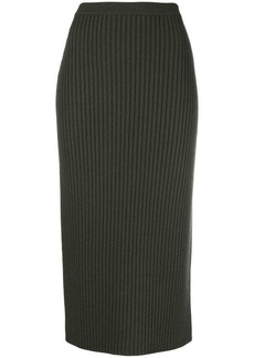 Ports 1961 knitted pencil skirt