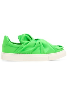 Ports 1961 knot front slip-on sneakers