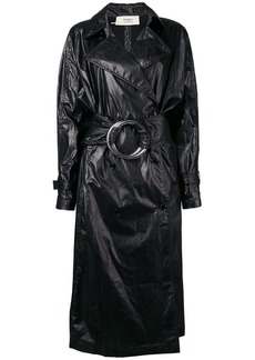 Ports 1961 ring belt trench coat