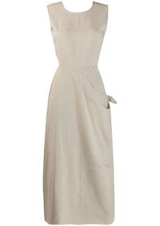 Ports 1961 sleeveless maxi dress