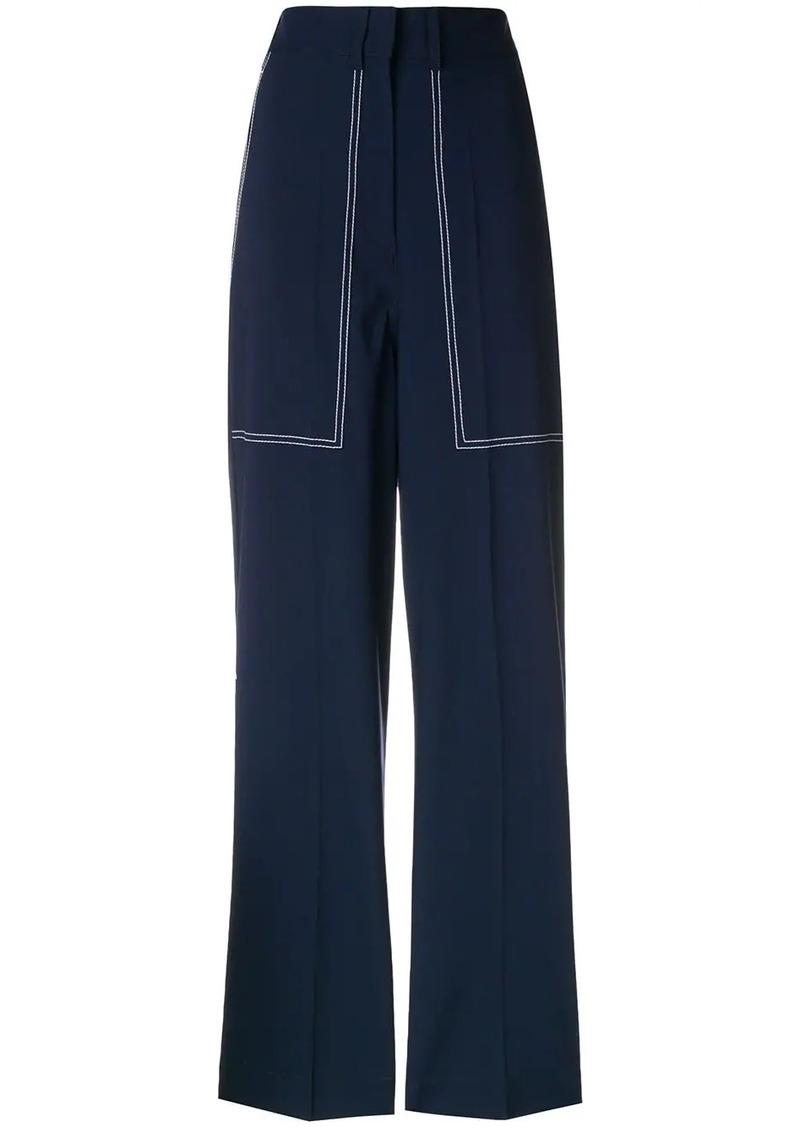 Ports 1961 straight leg trousers