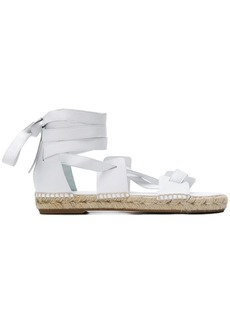 Ports 1961 tie around espdrille sandals