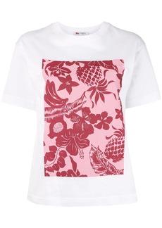 Ports 1961 tropical-print T-shirt
