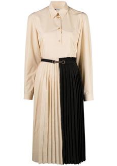 Ports 1961 two-tone shirt dress