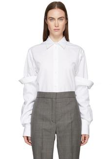 Ports 1961 White Double Sleeve Shirt