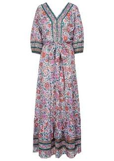 Poupette St Barth Exclusive to Mytheresa – Ariel floral cotton maxi dress