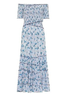 Poupette St Barth Exclusive to Mytheresa – Soledad floral maxi dress