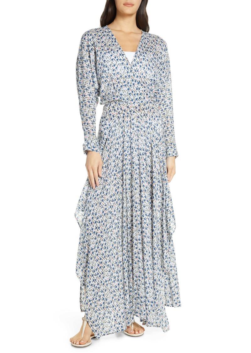 Poupette St Barth Poupette St. Barth Ilona Cover-Up Maxi Dress