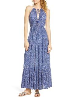 Poupette St Barth Rachel Cover-Up Maxi Dress