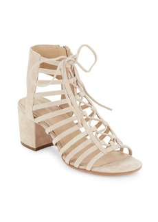 Pour La Victoire Amabelle Leather Sandals