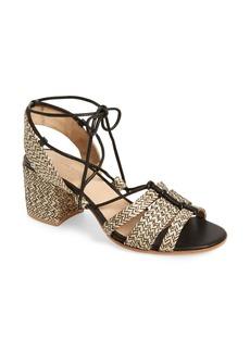 Pour la Victoire Amada Block Heel Sandal (Women)