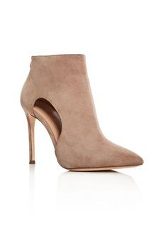 Pour La Victoire Cierra High Heel Pointed Toe Booties