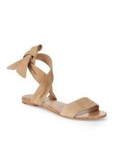 Pour La Victoire Lava Kid Suede Sandals