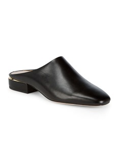Pour La Victoire Sebina Leather Mules