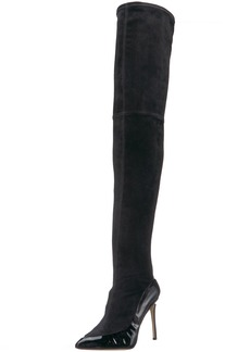 Pour La Victoire Women's Cassie Over The Over The Knee Boot  9.5 Medium US