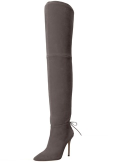Pour La Victoire Women's Caterina Over The Knee Boot  8.5 Medium US
