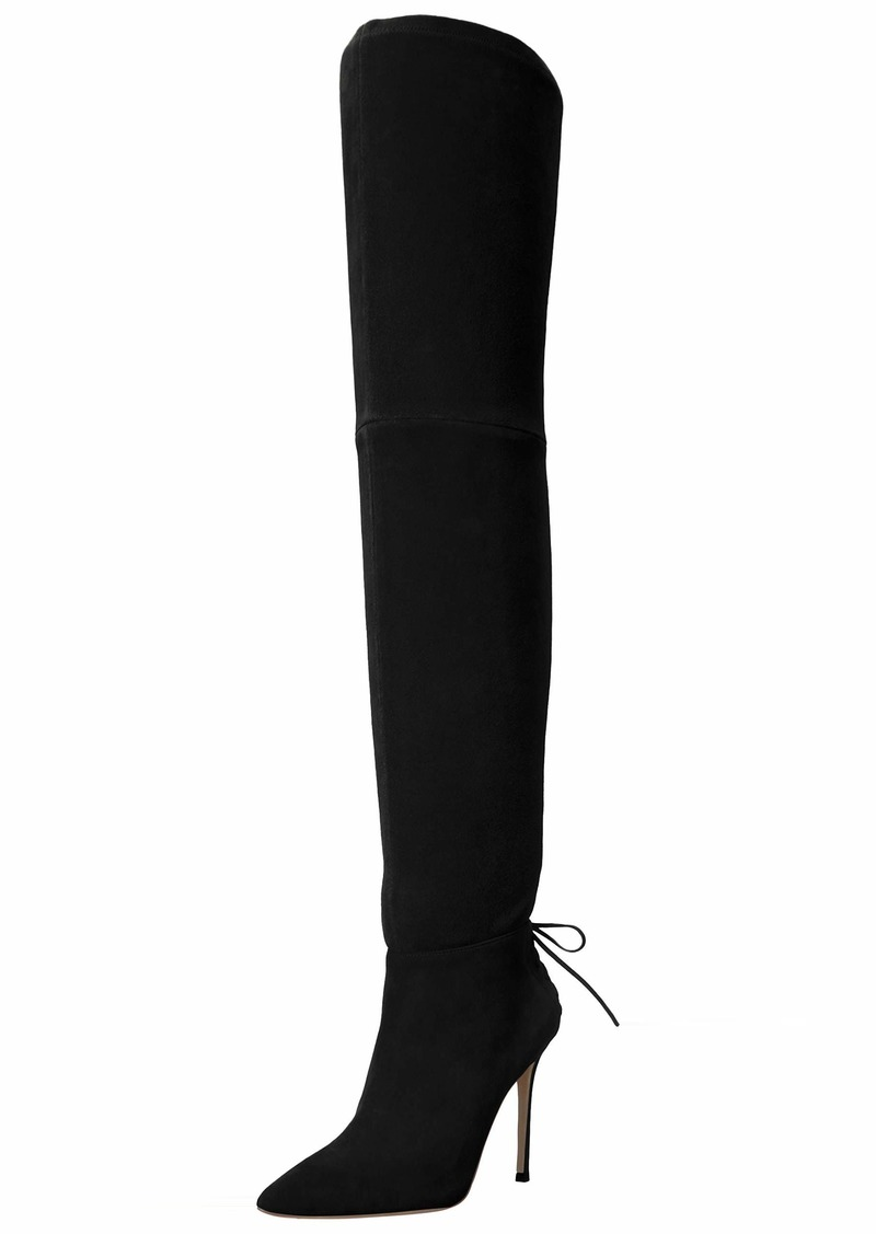 Pour La Victoire Women's Caterina Over The Over The Knee Boot   Medium US