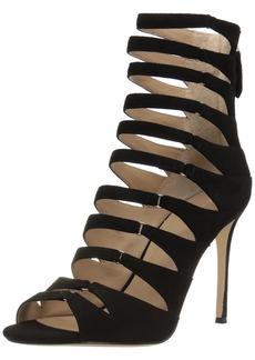 Pour La Victoire Women's Elaine Heeled Sandal   Medium US