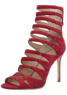 Pour La Victoire Women's Elaine Heeled Sandal   Medium US