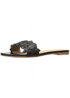 Pour La Victoire Women's Lani Flat Sandal   M US