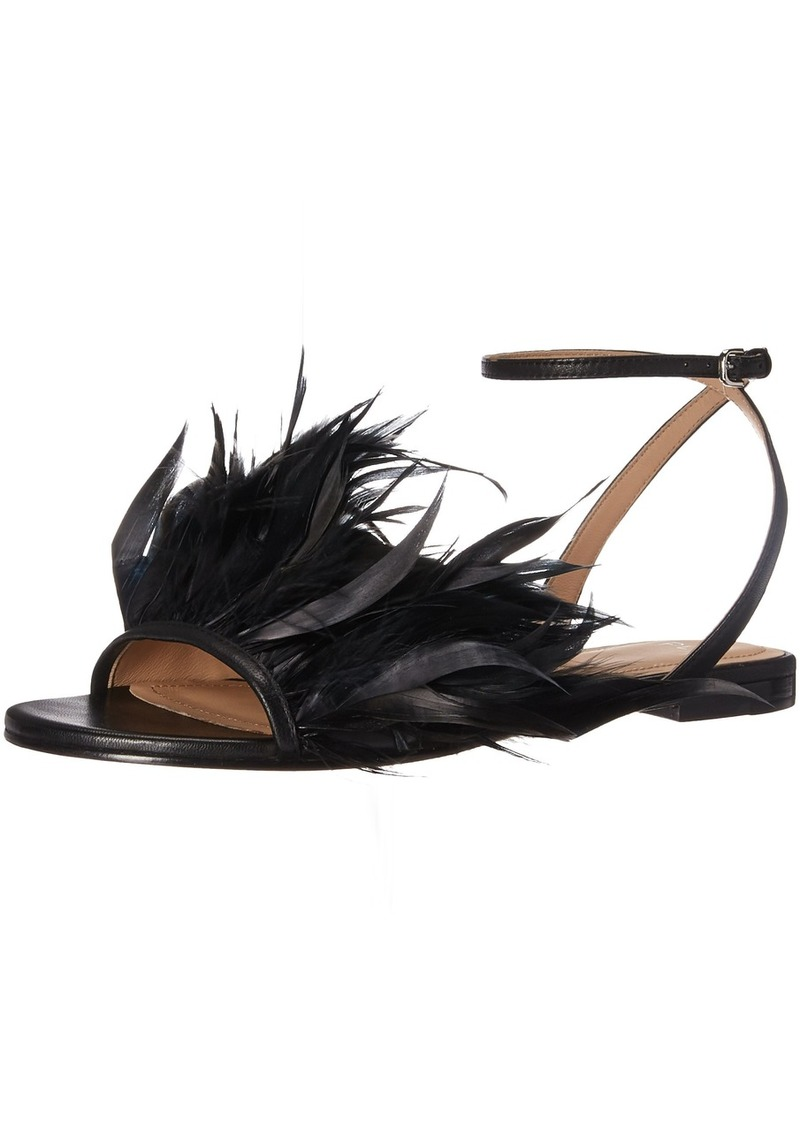 Pour La Victoire Women's Layla Flat Sandal   M US