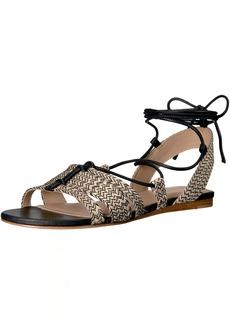 Pour La Victoire Women's Lora Flat Sandal   M US