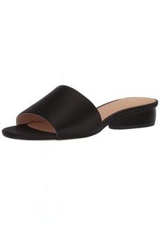 Pour La Victoire Women's Mallory Slide Sandal black  M US