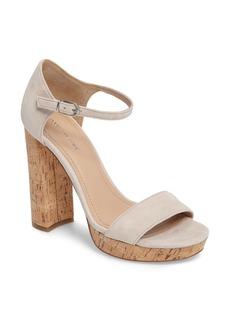 Pour la Victoire Yvette Platform Ankle Strap Sandal (Women)
