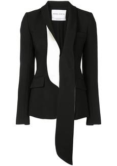 Prabal Gurung asymmetric lapel blazer