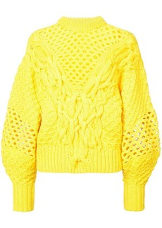 Prabal Gurung Claire chunky sweater