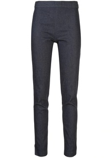 Prabal Gurung cropped slim leg denim jeans