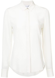 Prabal Gurung draped back shirt