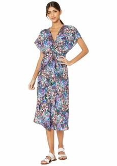 Prabal Gurung Floral Cady Jackie Dress